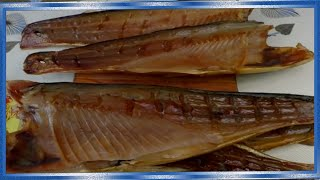 Балык из толстолоба,  острый с красным перцем, мой авторский рецепт, #МоиРецепты #Толстолоб