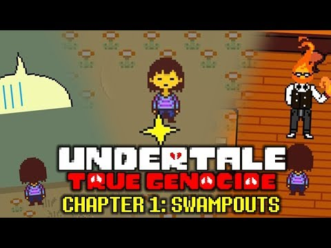 THIS TIME NOBODY CAN HIDE FROM US!! | Undertale: TRUE GENOCIDE