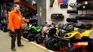 видео Лучшие детские бензиновые квадроциклы