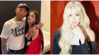 Will Pharrell Feature With BLACKPINK in their Mini Album?
