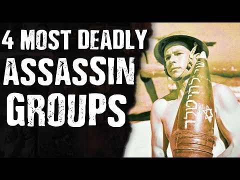 TOP 4 Most Deadly ASSASSIN Groups