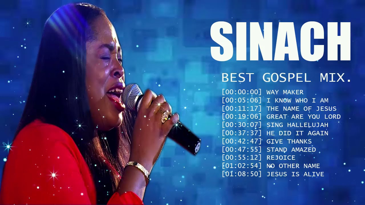 Best Playlist Of Sinach Gospel Songs 2021 - Most Popular Sinach Songs Of All Time Playlist