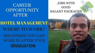 Career Opportunities After HOTEL MANAGENMENT In INDIA