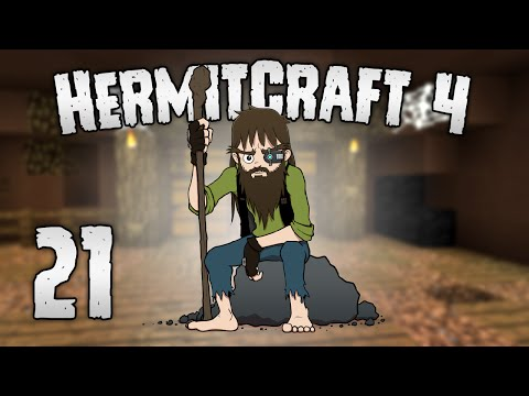 HermitCraft 4 - #21: Something very fishy...
