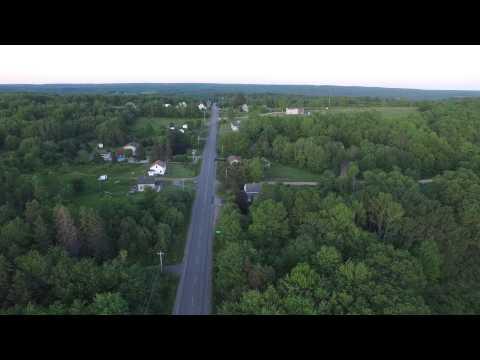 DJI Phantom 3 New Ross, Nova Scotia Forties Rd