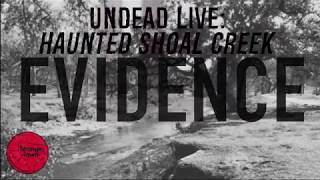 Strange Town: Undead Live - Shoal Creek Evidence