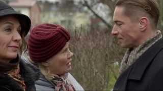 Salatut elämät - Ulla kuulee Karin ja Helenan suudelmasta