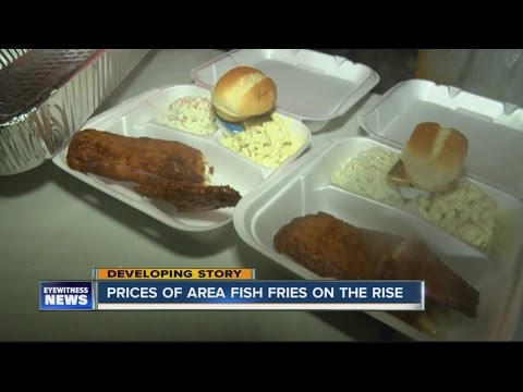 Fish Fry Frenzy Here In WNY