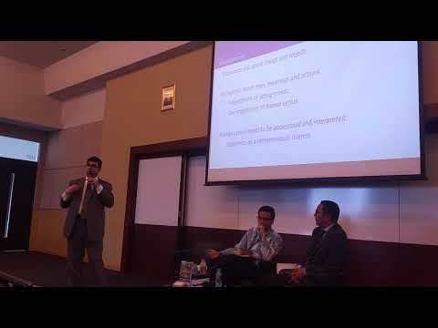 """Entrepreneurship and the Meaning of Capital"", by Dr Carmelo Ferlito (Jakarta, 23/10/2017)"
