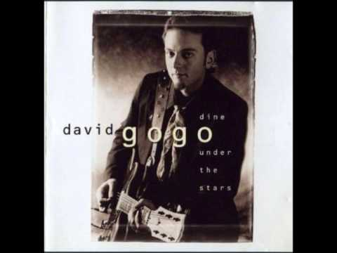 DAVID GOGO(Canada) - Tell Me