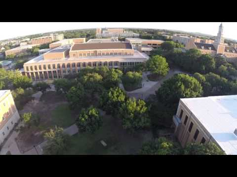 University of North Texas (Aerial Footage)