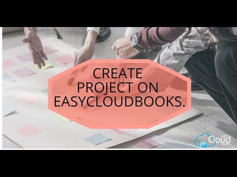 how to Create Project?
