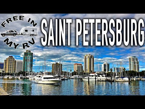 Saint Petersburg, Florida | Traveling Robert