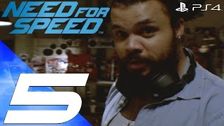 Need For Speed 2015 - Gameplay Walkthrough Part 5 - Manu Events & Nissan GT-R Tuning