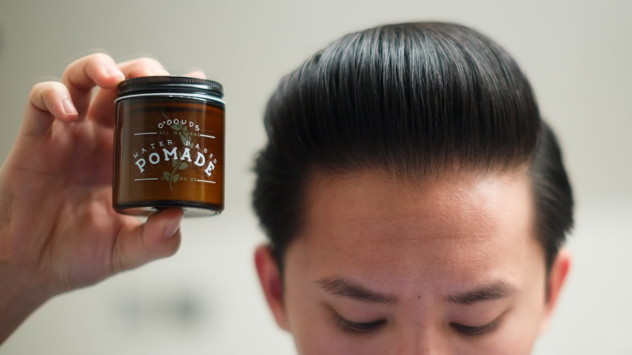 O Douds Water Based Pomade Review New Formula