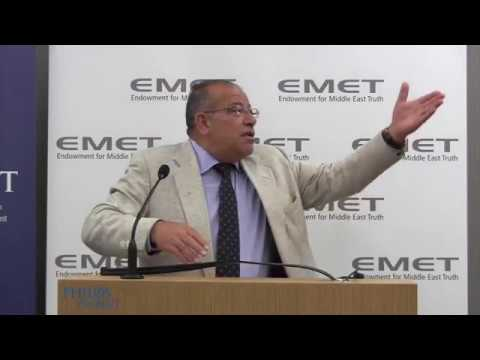"""""""An Honest Palestinian Perspective of the Arab-Israeli Conflict"""" featuring Bassem Eid"""
