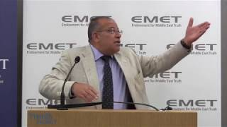 """An Honest Palestinian Perspective of the Arab-Israeli Conflict"" featuring Bassem Eid"
