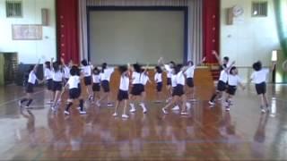 H.24 みんなでダンス小学生の部 最優秀賞 I LOVE キッズダンス
