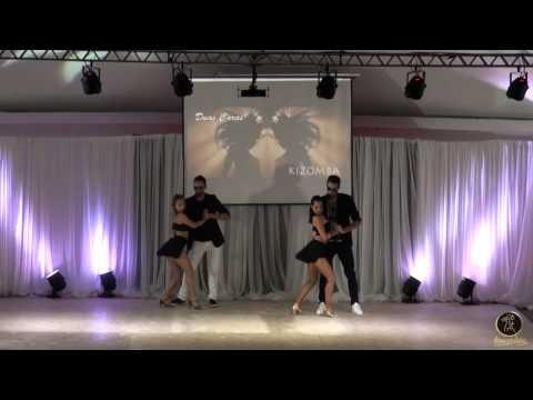 POA SALSA CONGRESS -  Rui Pinto e Miriam Cherem e Bel Revers e Luiz Kirinus (Kizomba)