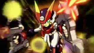 Megaman Techno Remix