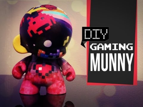 Gaming munny diy gg youtube gaming munny diy gg solutioingenieria Choice Image