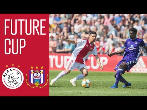 Highlights Ajax O17 - Anderlecht | FUTURE CUP 2019