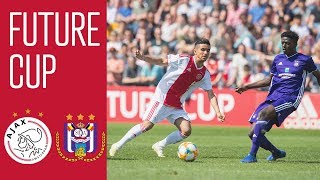 Highlights Ajax - Anderlecht | FUTURE CUP 2019