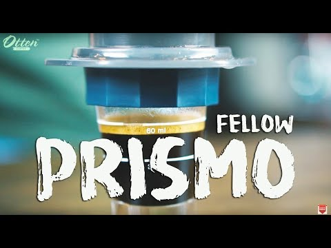 FELLOW PRISMO - Superpowers For Your AeroPress® Coffee Maker