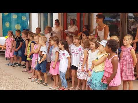 Abschiedslied Kindergarten | Kita war schön| Vorschulkinder Singen| Schulanfang 2018 😍😍