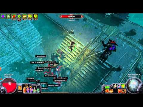 Path of Exile Voltaxic Rift Split Arrow Frenzy 72 Pier