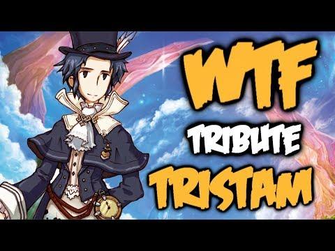 Dota 2 WTF Tristam Rampage tribute