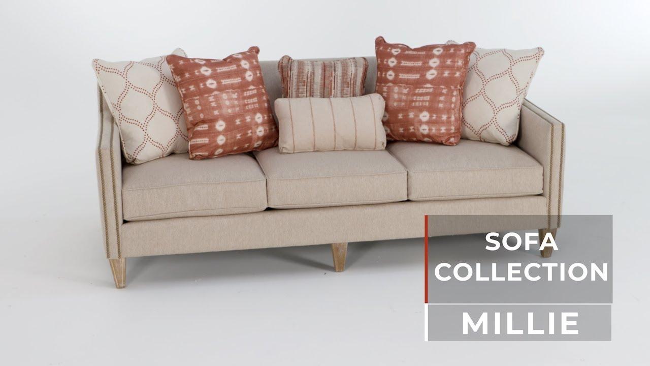 Product Spotlight Millie Sofa Wg R Furniture Youtube