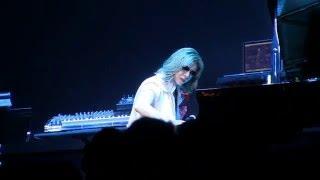 "Yoshiki of X Japan- ""Without You"" w/intro Live @ Sundance Fest 2016"