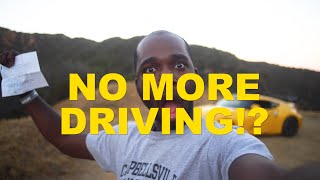 I FAILED My California Drivers LICENSE TEST