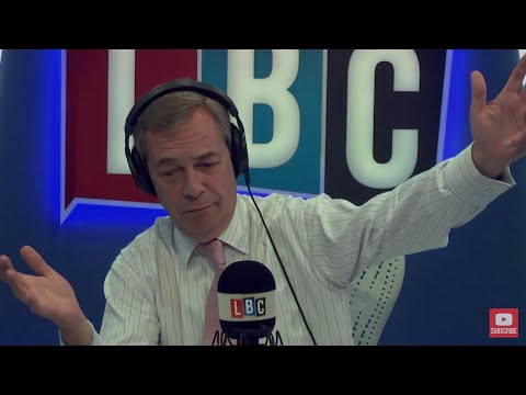 The Nigel Farage Show: Britain's Brexit divorce bill. Live LBC - 20th November 2017