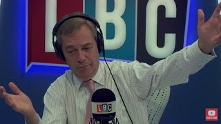 The Nigel Farage Show: Britain