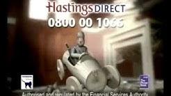 Hastings Direct Classic Car Insurance Advert - 2005