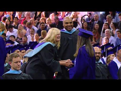 2019 Lake Washington High School Graduation