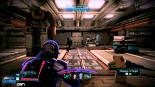 Mass Effect 3 Gameplay Xbox 360 - Part 3 - Priority: Mars (Chasing Dr. Eva) | WikiGameGuides