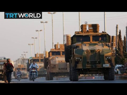 Turkey's Border Mission: Turkey deploys military for assault on Afrin