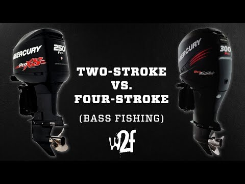Performance Benefits of Four-Stroke Outboards on Bass Boats