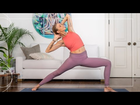 Total Body Yoga Workout | 20 Minute Yoga To Lose Weight & Tone Your Body ➤ Day 2