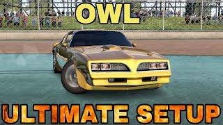 OWL Ultimate Setup + Test Drive! (Pontiac Firebird Trans Aml)   CarX Drift Racing Update! 1.13.0