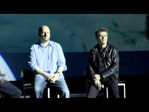 Vídeo de la presentación de Beyond: Dos almas en Madrid