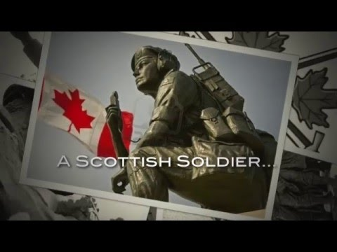 Robert Benoit-A Scottish Soldier - written by Andy Stewart