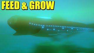 EL PEZ MÁS RÁPIDO DEL JUEGO - FEED AND GROW FISH | Gameplay Español