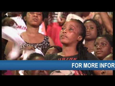 Bishop Abu Koroma -YOU WILL CROSS OVER THE GATES - PART 2