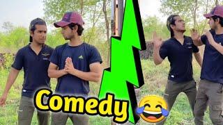 😂😂 Funny comedy video | Instagram reels Comedy | Tiktok,Moz, takatak #shorts 23