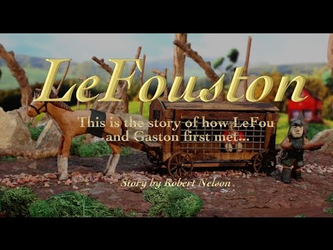 "Download Youtube: ""LeFouston"" from ""Beyond the Castle: Stories Inspired by Disney's 'Beauty and the Beast'"