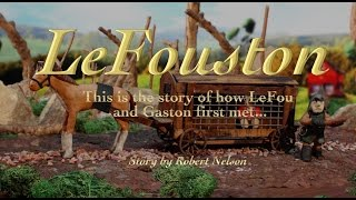 """LeFouston"" from ""Beyond the Castle: Stories Inspired by Disney's 'Beauty and the Beast'"""